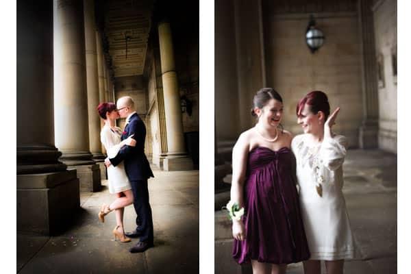 Wedding Photographer Leeds Town Hall, Registry Office, Leeds, West Yorkshire