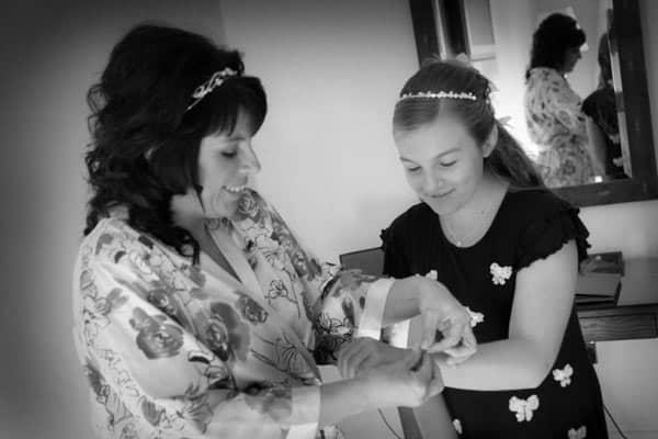 Lisa and Alan's wedding at Wentbridge House Hotel, Wentbridge, Pontefract, West Yorkshire