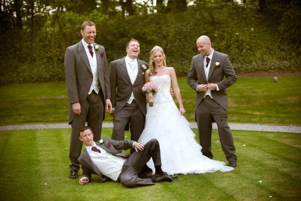 Wedding Photographer Woodlands Hotel, Leeds