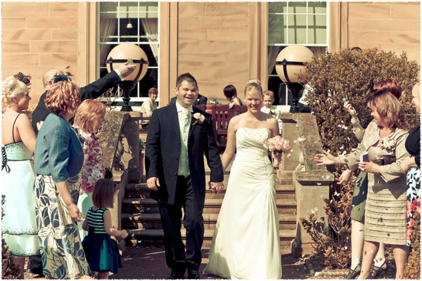 Oulton Hall Leeds Wedding photographer