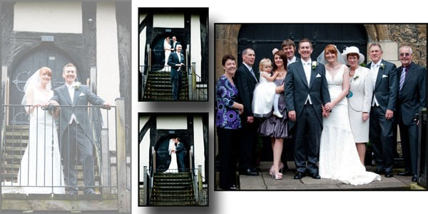 Leeds Wedding Photographer Wedding Album Design